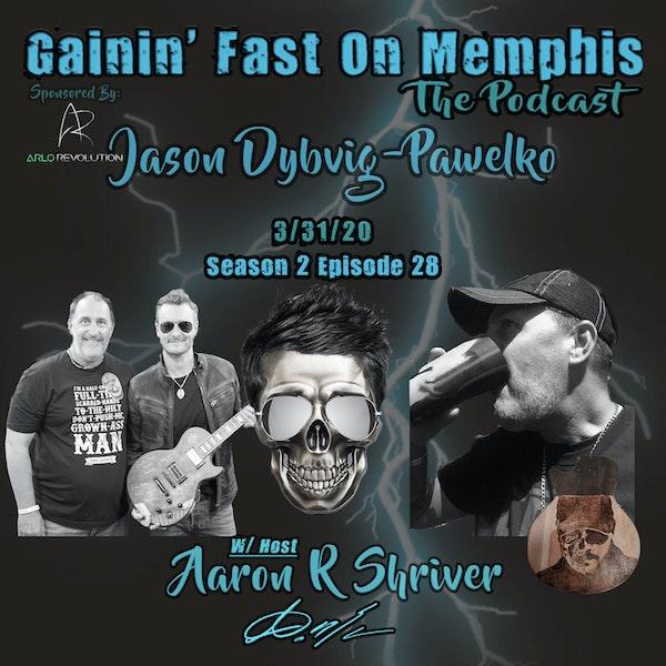 "Jason Dybvig-Pawelko | ""Church Choir| Member & Guitar Builder Image"