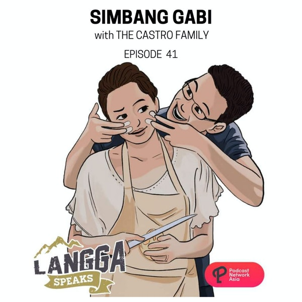 LSP 41: Simbang Gabi with the Castro Family Image