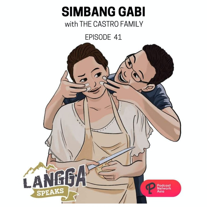 LSP 41: Simbang Gabi with the Castro Family
