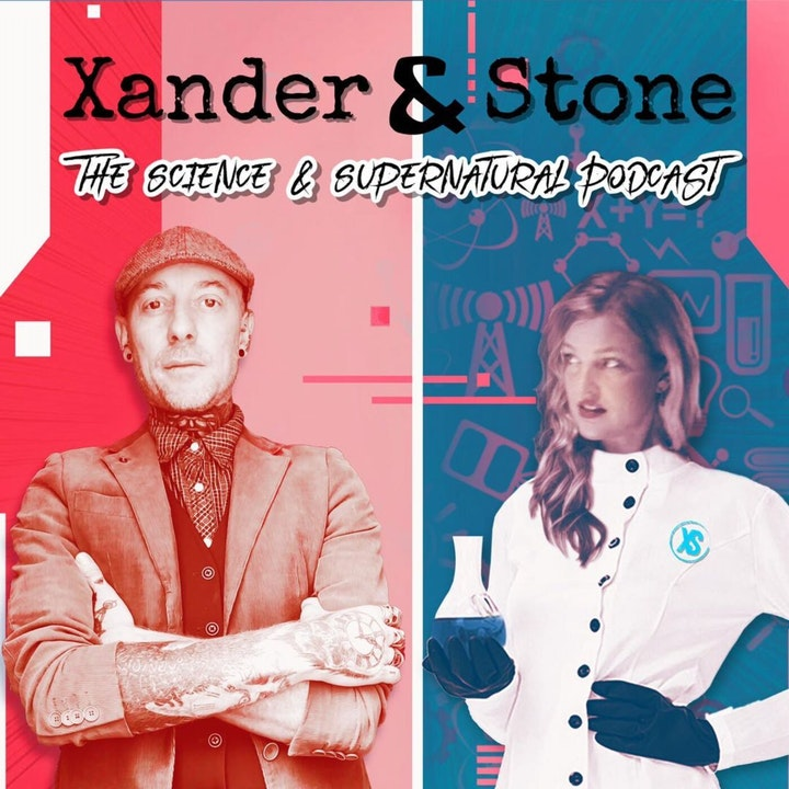 Episode image for Xander & Stone - The Science & Supernatural Podcast - Trailer