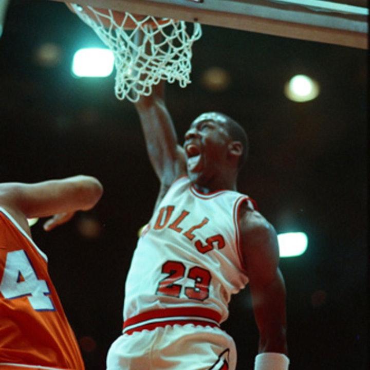 Michael Jordan's rookie NBA season - December 25, 1984, through January 8, 1985 - NB85-15