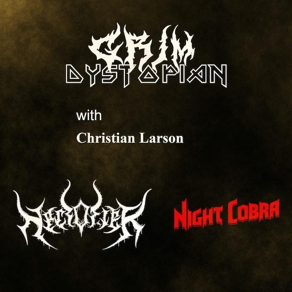 The Night of the Cobra (w/ Christian Larson) Image