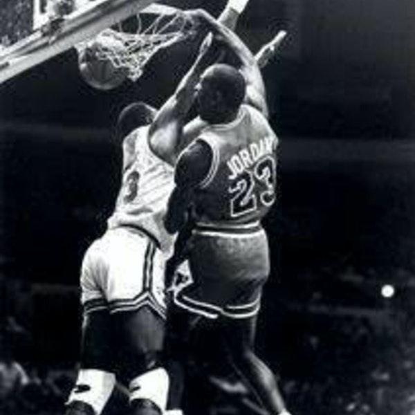 Michael Jordan's third NBA season - December 16 through 30, 1986 - NB87-5 Image