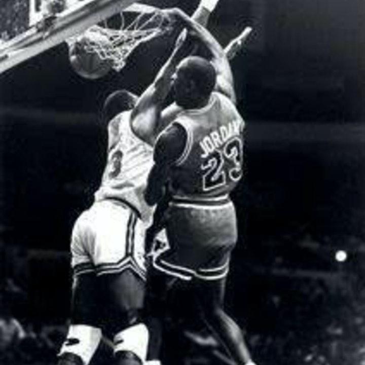 Michael Jordan's third NBA season - December 16 through 30, 1986 - NB87-5