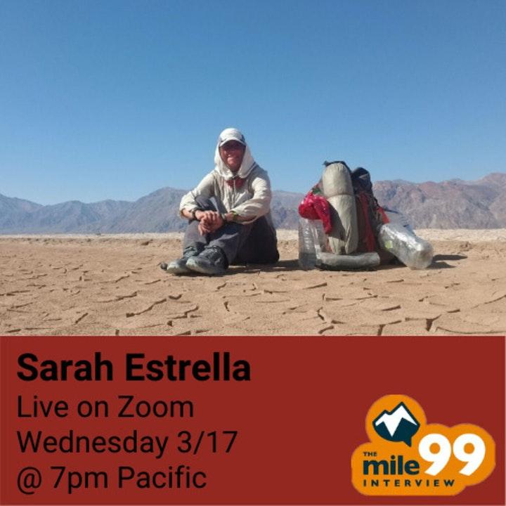 Episode 30 - Sarah Estrella