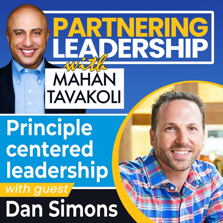 Principle centered leadership with Dan Simons | Changemaker