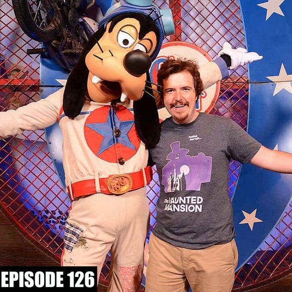 Interview with Dustin Engels, author of 'Around the Worlds in 80 Days: One Fan's Journey to Conquer Disney's Magic Kingdoms' Image
