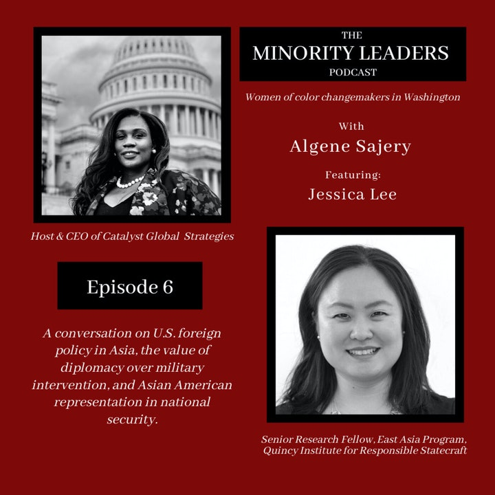 A Conversation with Jessica Lee, Senior Research Fellow, East Asia Program Quincy Institute for Responsible Statecraft