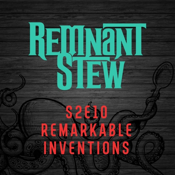 REMARKABLE INVENTIONS Image