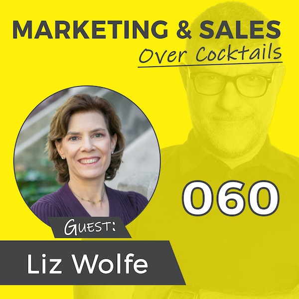 060: Is Your Business Built for Abundance? with LIZ WOLFE Image