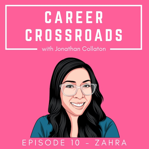 Zahra – Channeling her Creativity as an Author and Marketer Image
