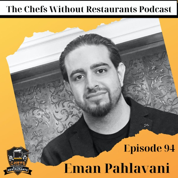 Connecting Chefs and Corporate Clients - Learn About the HUNGRY Platform From Founder Eman Pahlavani