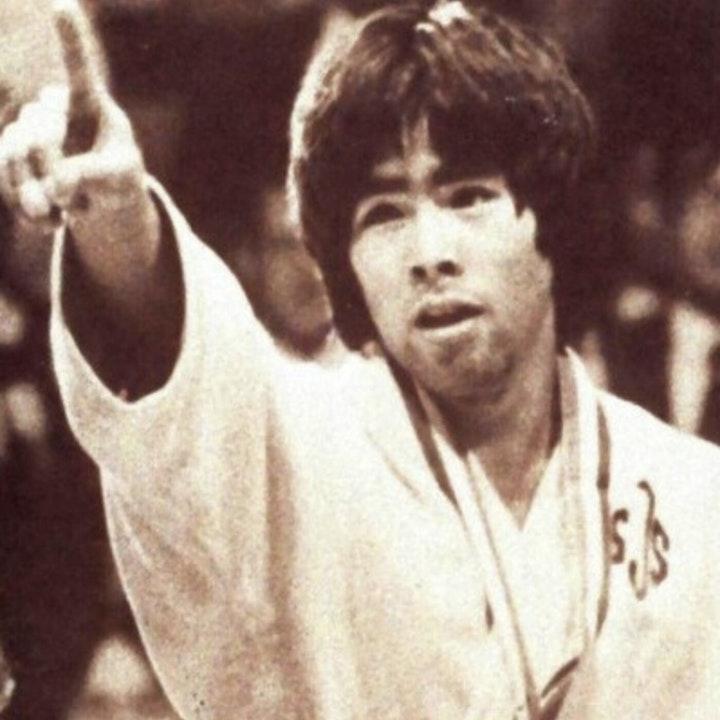 Keith Nakasone - 1980 Olympian -  Team USA 60kg