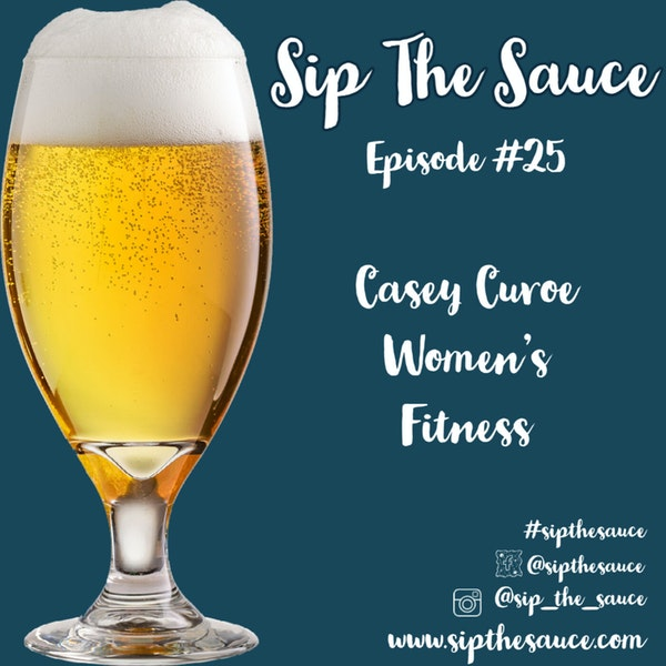 Ep.25 Health & Fitness: Casey Curoe Women's Fitness Image