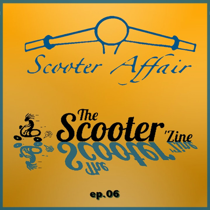 A Talk with The Scooter 'Zine Creator, Howard Rains