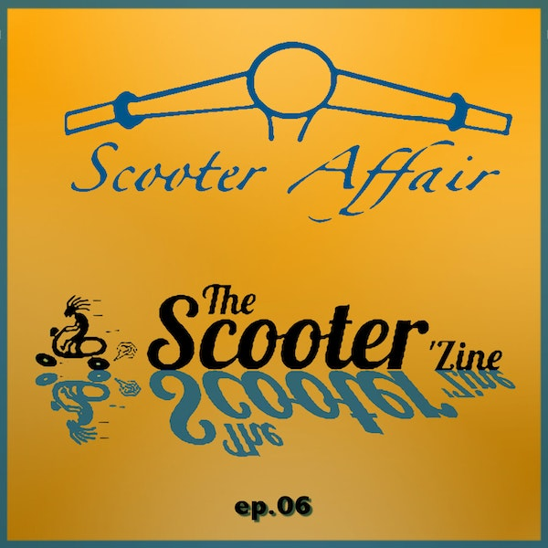 A Talk with The Scooter 'Zine Creator, Howard Rains Image