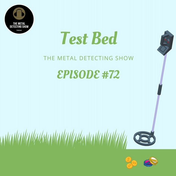 How to build a Metal Detecting Test Bed. Image
