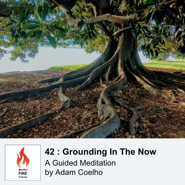 42 : Meditation - Grounding In The Now Image
