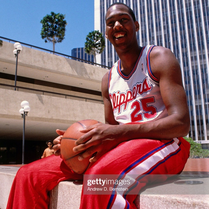 Danny Manning: NCAA Champion, NBA All-Star and Sixth Man of the Year - AIR115