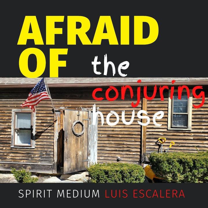 Afraid of The Conjuring House (Part 1: Walk-thru)
