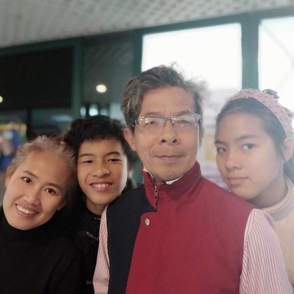 """Rev. Chayapat Ditjaroen - """"The Joshua Generation"""" - Chukat / Numbers 19:1-22:1"""