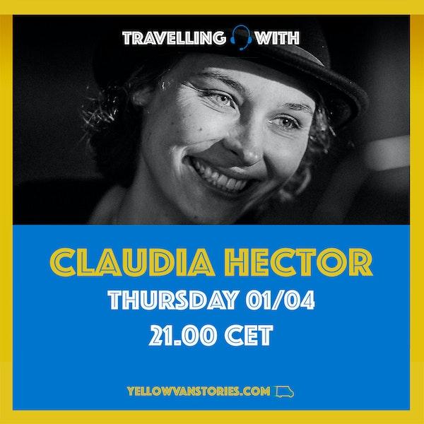 """Claudia Hector """"Woman in Cinema"""""""