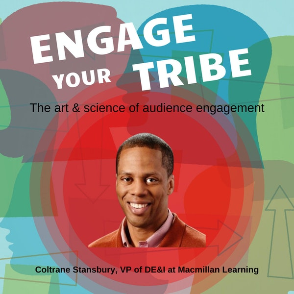 DE&I Engagement Strategies w/ Coltrane Stansbury Image