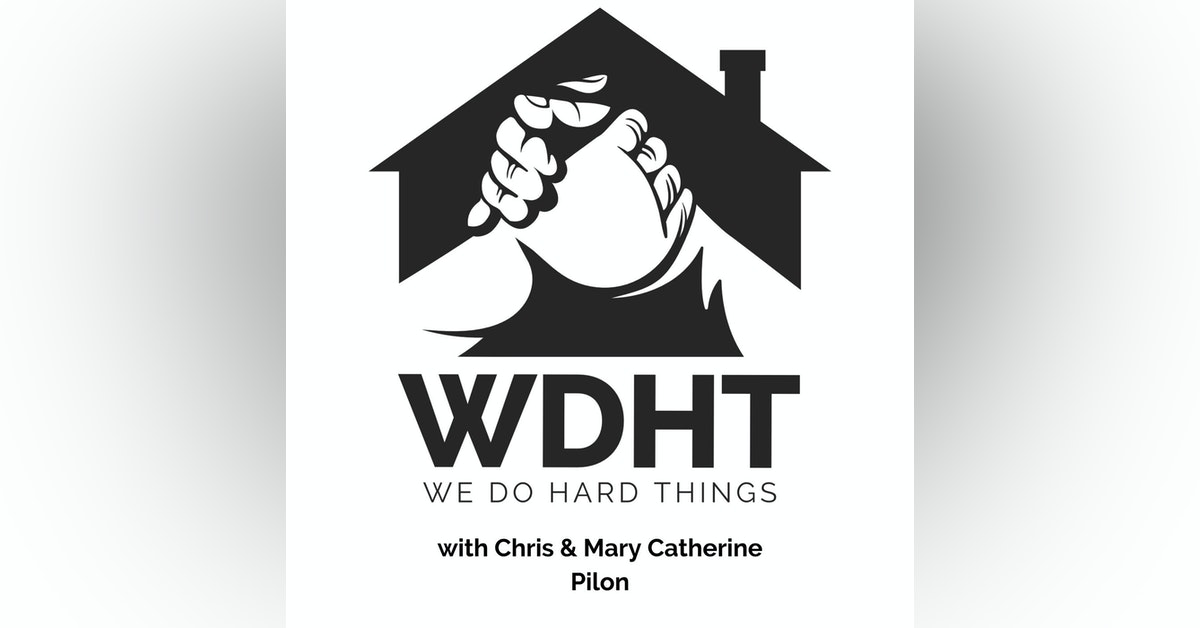 We Do Hard Things Newsletter Signup