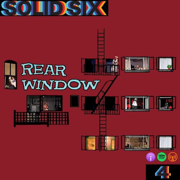 Episode 4: Weird Neighbors - Rear Window & The 'Burbs