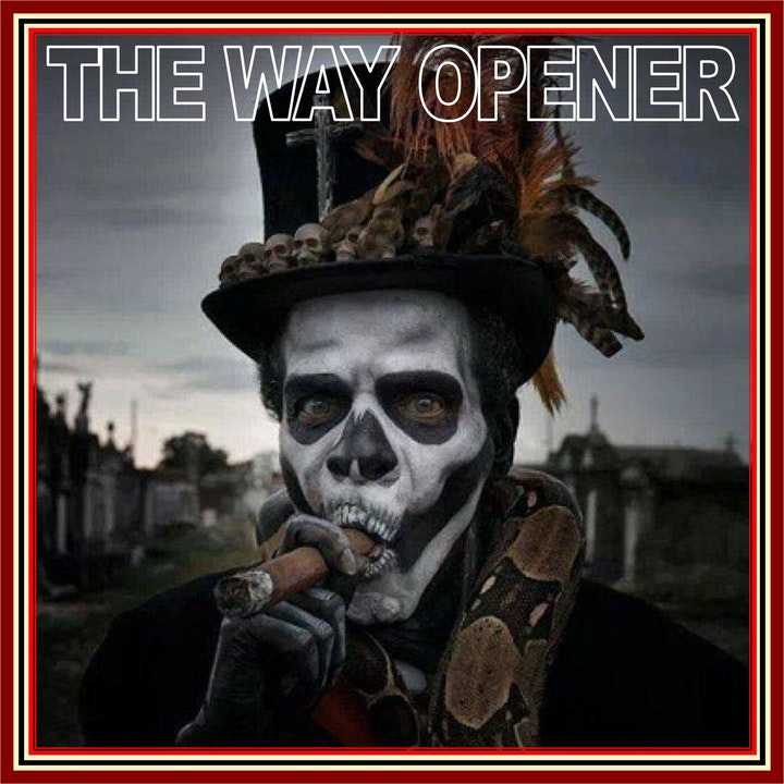The Trickster Opens The Way