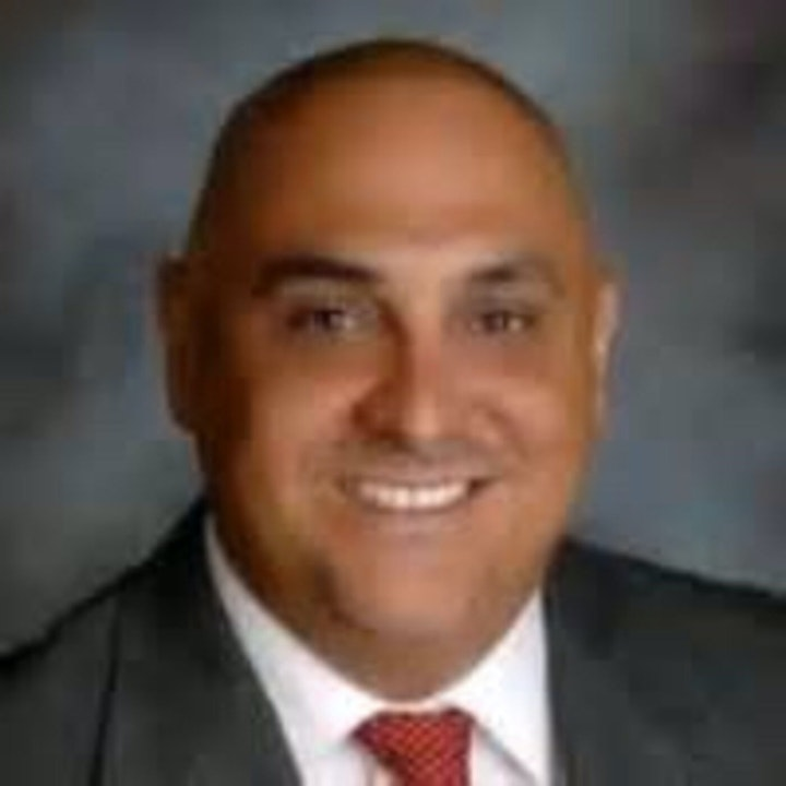 Superintendent, Paul Marietti