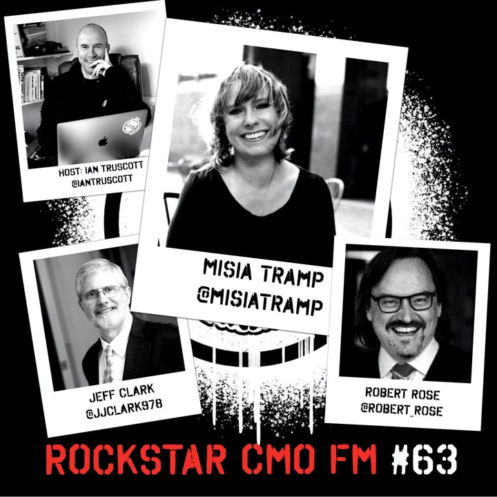The Marketing Orchestration, Misia Tramp and a Neighborly Cocktail Episode