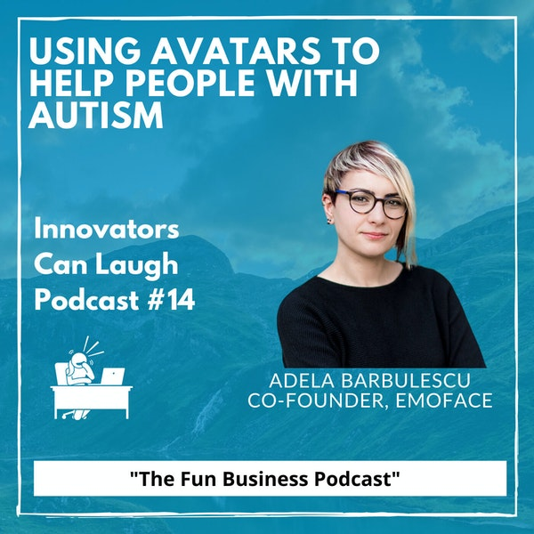 Using Avatars to help people on the autistic spectrum with Adela Barbulescu Image