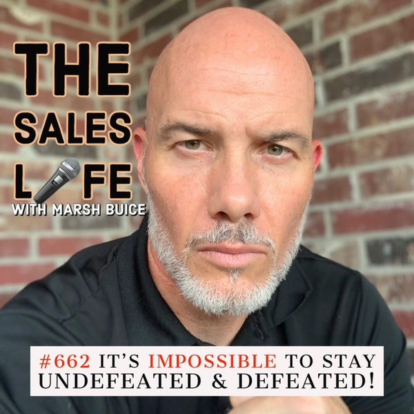662. You didn't succeed just because of your wins. You succeeded because of your wins & losses.