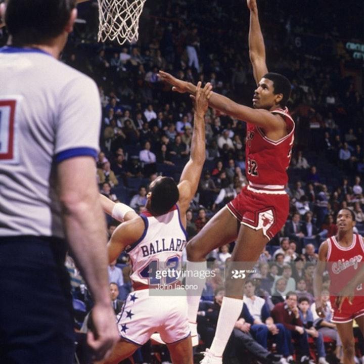 Steve Johnson: Oregon State University great, NBA All-Star and ten-year veteran - AIR111