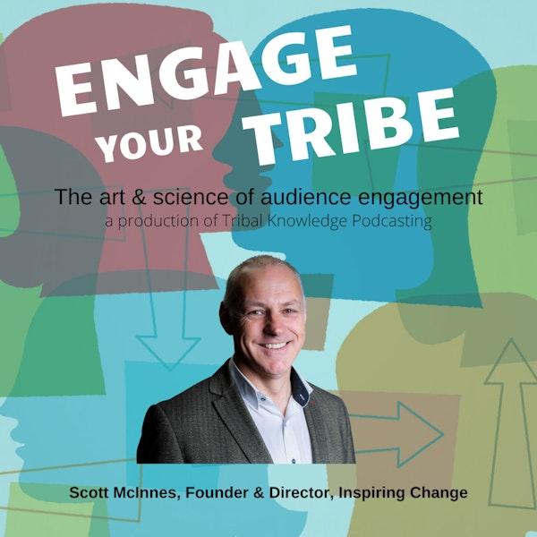 Authenticity: the secret sauce for employee engagement w/ Scott McInnes Image