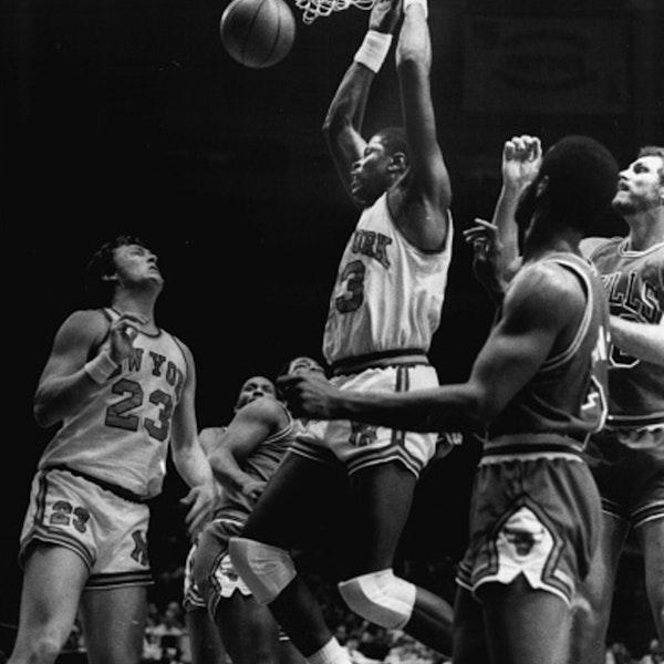 Michael Jordan's second NBA season - January 23 through February 6, 1986 - NB86-9 Image