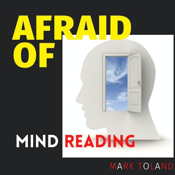 Afraid of Mind Reading Image