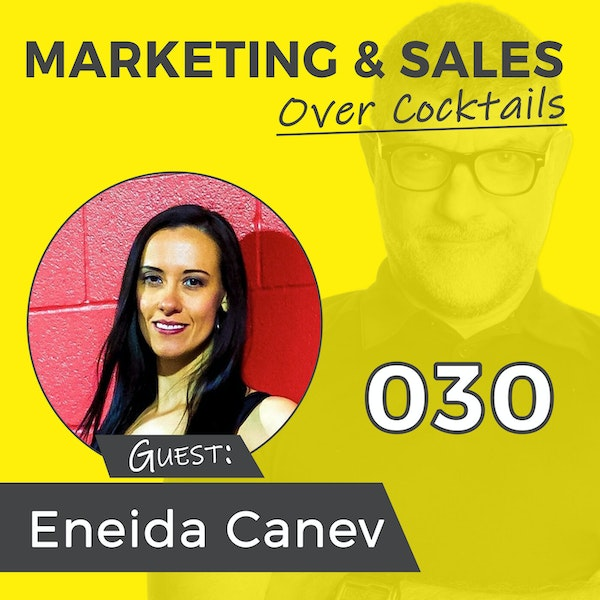 030: Who Does Better in Sales? An Introvert, an Extrovert, or Does it Matter? with Eneida Canev Image