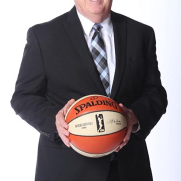 Mike Thibault: Washington Mystics Head Coach and GM (drafted Michael Jordan to the Bulls) - AIR089 Image