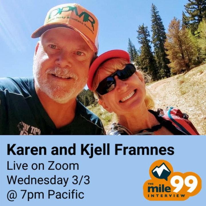Episode 29 - Karen and Kjell Frames