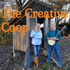 The Creative Coop with The Winter Chickens