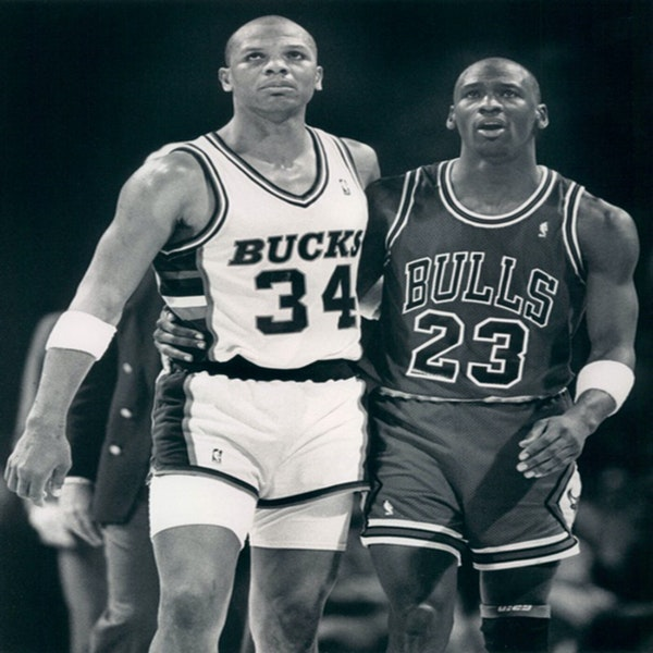AIR017: Terry Cummings - NBA All-Star, Rookie of the Year and basketball legend Image