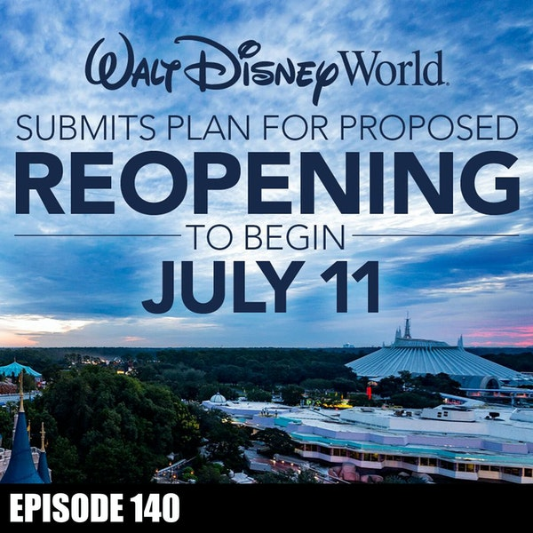 Disney World Reopening Plans, SeaWorld Orlando Reopening Plans, Six Flags Reopening Plans Image
