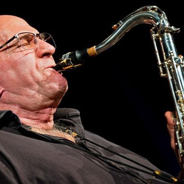 Episode 18 - A Conversation with NEA Jazz Master Dave Liebman. Image