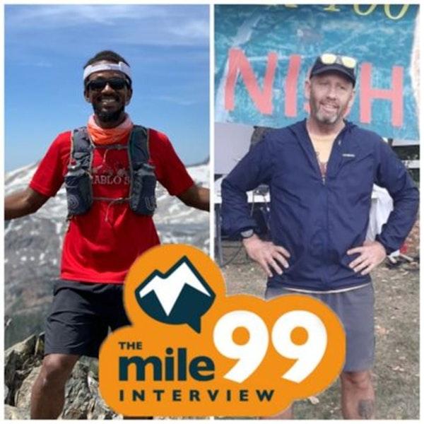 Episode 45 - Reggie White and Rob Myers - Bear 100 Image