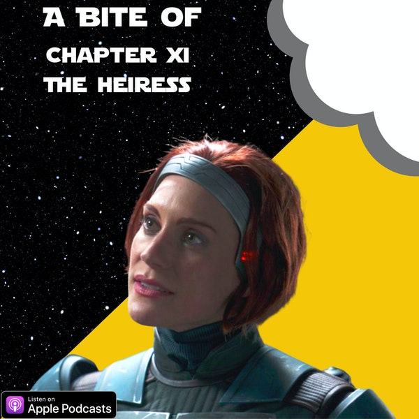 The Mandalorian Chapter 11: The Heiress | Star Wars Image