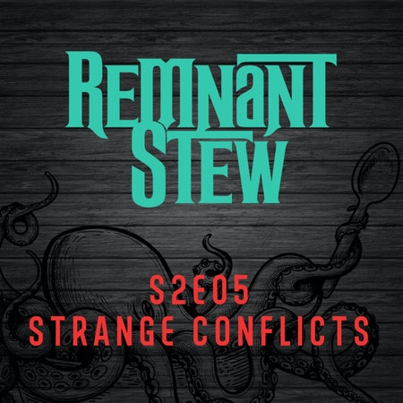STRANGE CONFLICTS Image