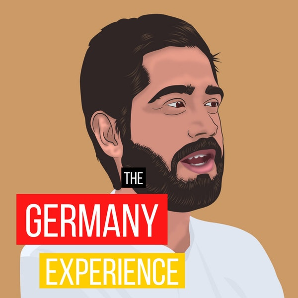 Working in tech in Germany (Yotzín from Mexico)
