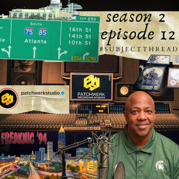 Music Streaming Profitability with Curtis Daniel III of Patchwerk Studios in Atlanta S 02 E 012 Image